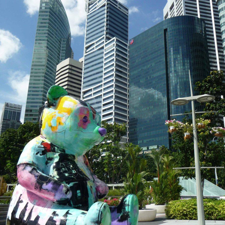 Singapour Downtown