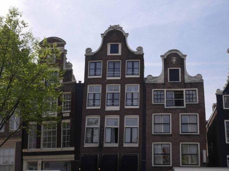 Bateau Canal Amsterdam